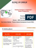 Leasing in India