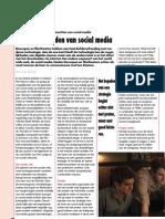 Social Media voor bioscopen en filmtheaters