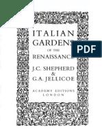 Shepherd Architecture of the Garden