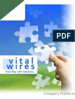 Vital Wires Profile