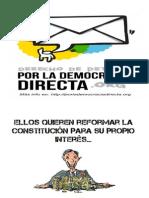 Por La Democracia Directa