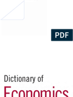 Dictionary of Economics[2]
