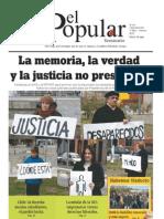 El Popular 154 2 de setiembre del 2011.