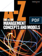A-Z of Management Concepts and Models