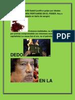 CON EL DEDO EN LA LLAGA
