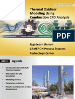 ANSYS-2011-Cameron Thermal Oxidizer CFD Simulation-3