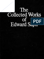 The Collected Works of Adward Sapir