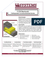 DuraSystems - DuraDuct UCR Brochure