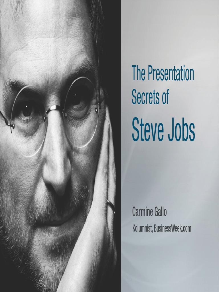 Atemberaubend Steve Jobs Setzen Das Ziel Fort Ideen ...
