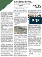 UTILIZAÇÃO BRIQUETE DE CANA-DE-AÇÚCAR COMO ALTERNATIVA PARA AUMENTO DO RENDIMENTO NA COGERAÇÃO DE ENERGIA