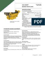 c32-1000 Bhp Spec Sheet