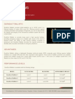 DuraSystems - DuraDuct Ballistic Brochure