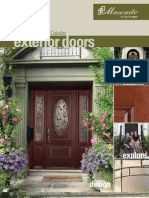 Masonite Fiberglass Steel Doors 2011