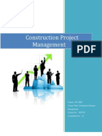 Copy of Construction Project Management