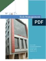 Copy of Risk Management