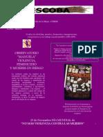 LA ESCOBA - Boletina Feminista, SEGUNDA ÉPOCA AÑO 2 Nº 7