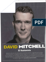 Mil otoños, David Mitchell. Qué Leer, sept2011.