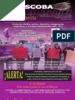 LA ESCOBA - Boletina Feminista, SEGUNDA ÉPOCA AÑO 4 Nº 11