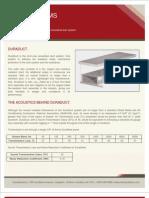 DuraSystems - DuraDuct Acoustical Brochure