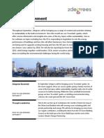 Cities and the Built Environment Calendar - September