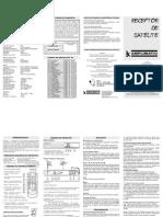 Configfuração Receptor Amplimatic ET 5000 Slim