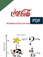 Coca Cola Bcg Matrix
