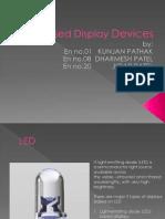 Power Point Presentation on LED
