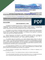 Boletin Nº8 de la Comisión de Exiliados Argentinos en Madrid