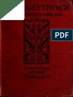 Orr. The early church
