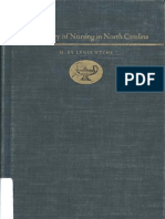 The History of Nursing in North Carolina