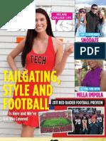 Lubbock, Study Breaks Magazine, September 2011