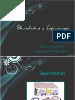 Electrobisturí y Laparoscopía