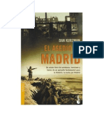 ( eBook SPA ) Dan Kurzman El Asedio de Madrid