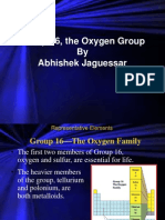 Group 16 the Oxygen Group by Abhishek Jaguessar