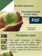 Green Economics