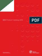 Ethicon Endo Catalog