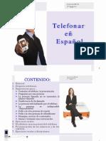 Telephoning in Spanish
