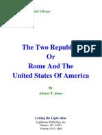 Alonzo T. Jones - The Two Republics - A. T. Jones