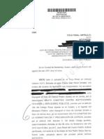 2011 - Agosto-Sentencia Local Que Desaplica Norma Inconstitucional (Control Difuso)