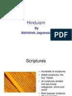 Hnduism by Abhishek Jaguessar