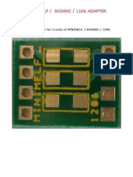 MINIMELF or SOD80C or 1206  adapter