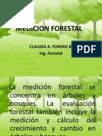 MEDICION FORESTAL