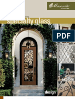 Masonite Specialty Glass Brochure