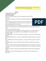 Manual Do Concurseiro - Alexandre Meirelles