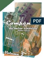 compêndio do baixo elétrico 2 -  Anibal Garcia