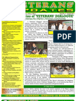 PVAO Veterans Updates - August 2011 Issue