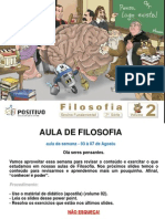 Aula de Filosofia - Conhecimento482009194515