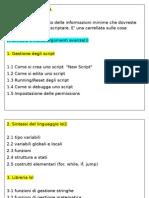 Lezione propedeutica scripting secondlife