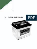 Curso de Electric Id Ad Del Automovil Estudio de La Bateria