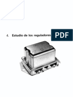 Curso de Electric Id Ad Del Automovil Estudio de Los Reguladores